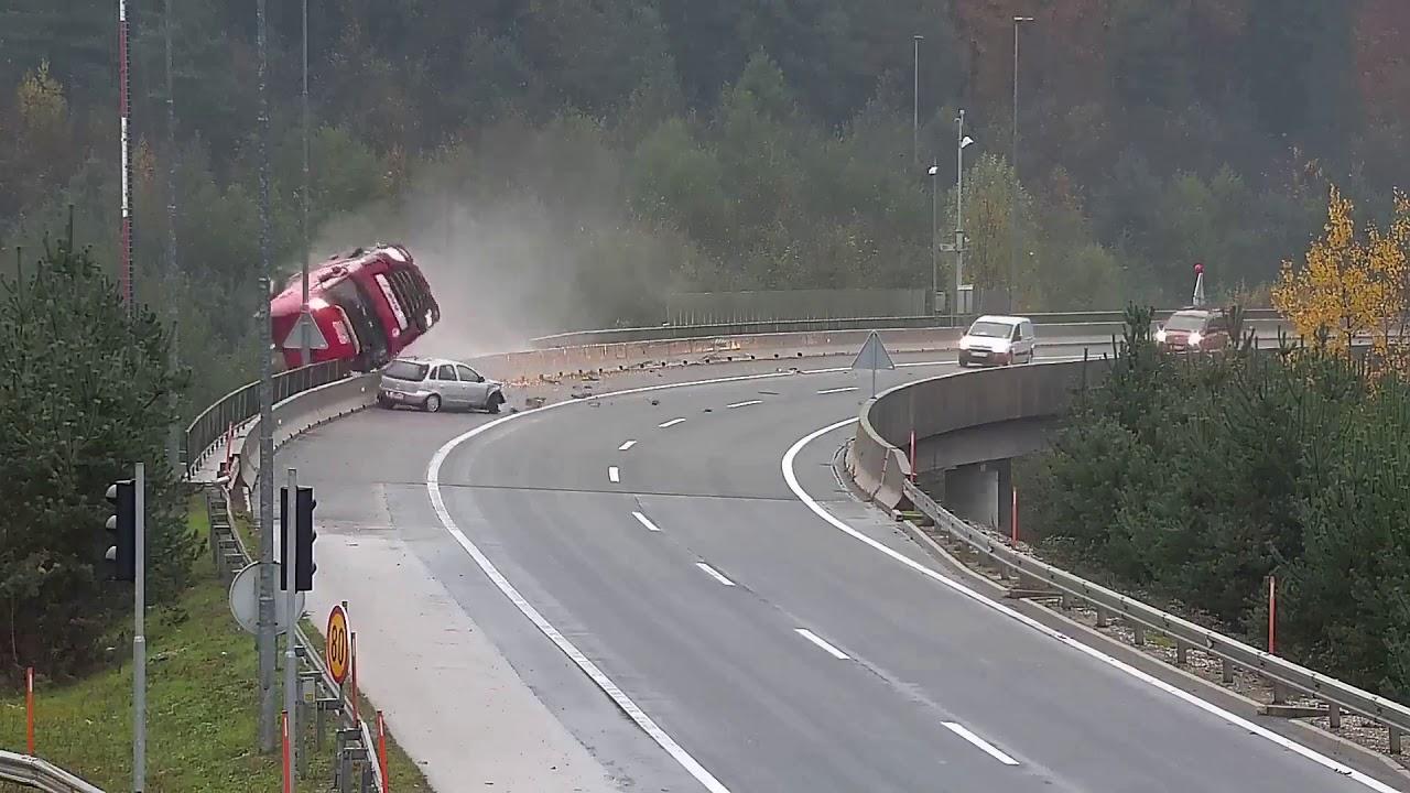 VIDEO: Väga jube õnnetus, kus 53-aastane veoautojuht kaotas kahjuks elu