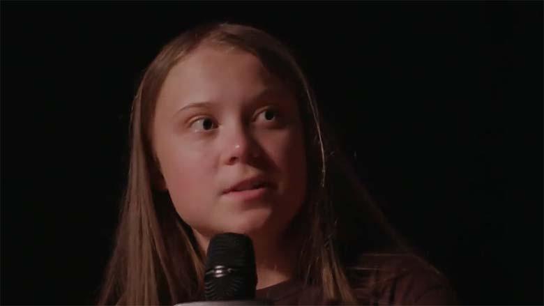 VIDEO: ISSVER, mis jutuga Greta Thunberg nüüd lagedale on tulnud