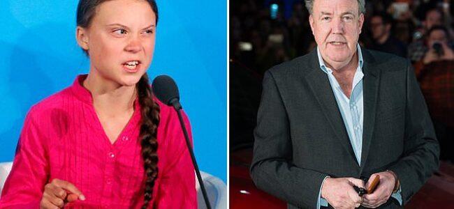 TERAVALT ÖELDUD – Jeremy Clarkson andis teada, mida ta  noore, hariduseta kliimaaktivistist Greta Thunbergist arvab