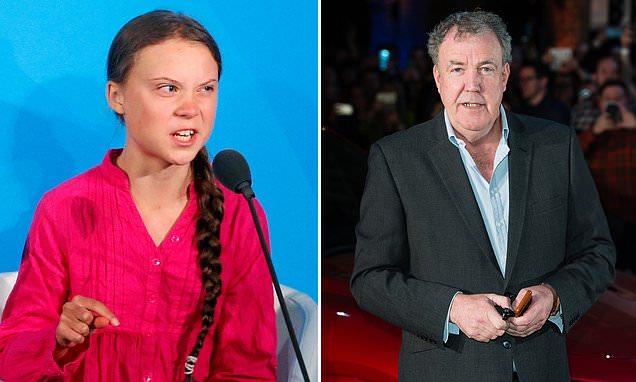 TERAVALT ÖELDUD - Jeremy Clarkson andis teada, mida ta  noore, hariduseta kliimaaktivistist Greta Thunbergist arvab