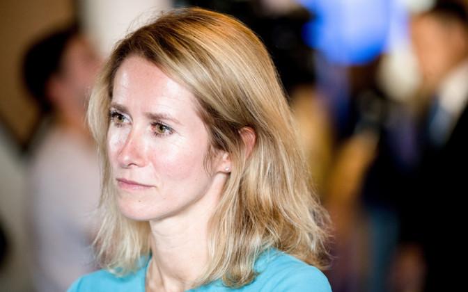MIDA VEEL – Loe, mida Kaja Kallasel on Jüri Ratase kohta öelda