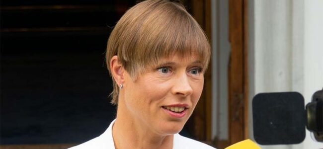 ISSAND – President Kaljulaid mõtiskles 10 000 kliimapõgeniku asustamisest Hiiumaale