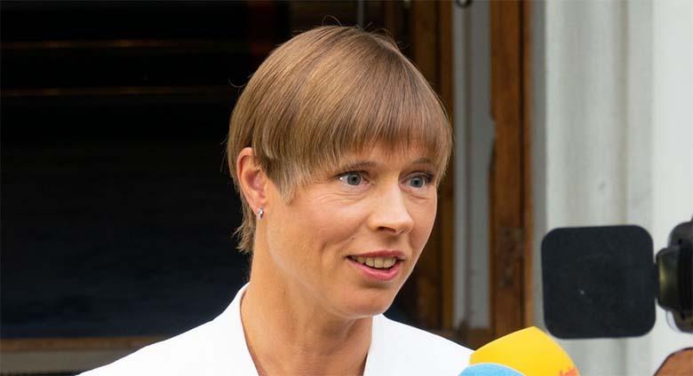 ISSAND - President Kaljulaid mõtiskles 10 000 kliimapõgeniku asustamisest Hiiumaale
