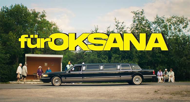 """FOTO: Vaata, kes Nublu muusikavideos """"für Oksana"""" Oksanat kehastas"""