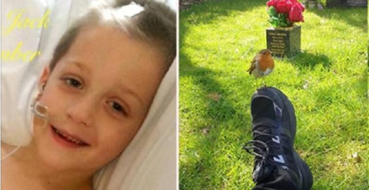 """Leinav ema palus surnud pojalt """"märki"""" ja sai hauaplatsil uskumatu kogemuse osaliseks…"""