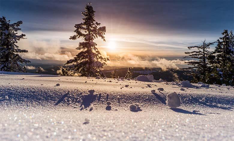 LÕPUKS on teada kuupäev, millal Eestis sellel talvel korralik, paks lumi maha tuleb