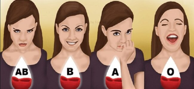 Huvitavat teadmist veregruppide kohta…