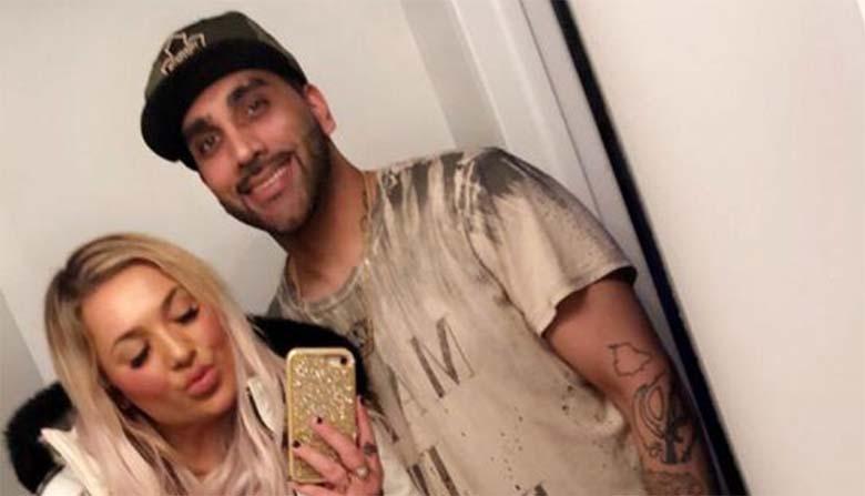 VÕIKAD FOTOD: Naine jättis oma mehe maha, mille peale hammustas mees tal nina otsast