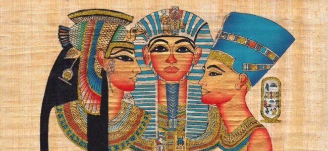 Egiptuse tähemärgid ja mida need räägivad Sinu elu kohta…