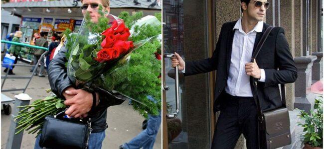Eestis elavatel vene rahvusest meestel kaob kohustus kanda naiste käekotte