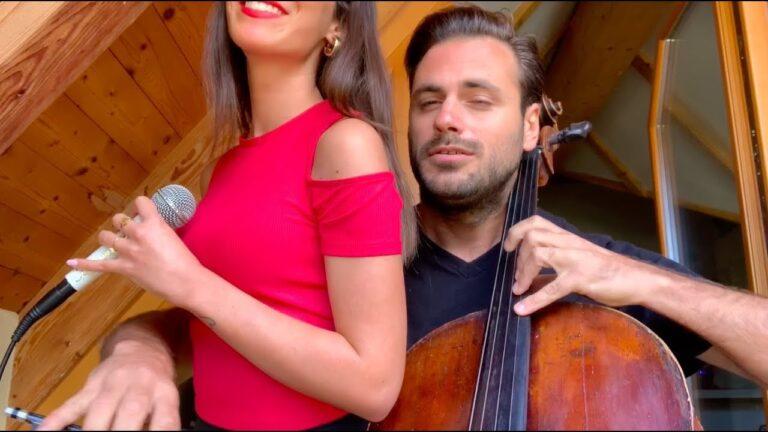 """VIDEO: Tõeliselt kaunis esitus – vaata, kui hästi laulab see naine lugu """"The Power Of Love"""""""
