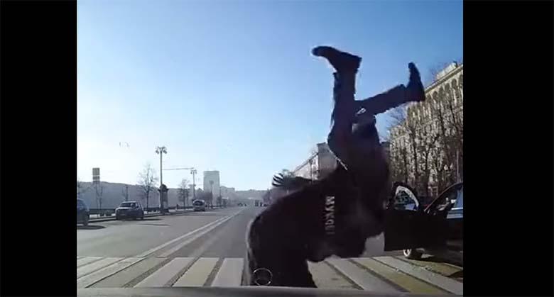 VIDEO: See liiklusraev läks korralikult ülekäete