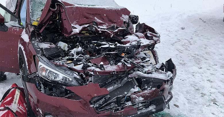 Tänane avariide arv kasvab kiiresti – Amatöörid, jätke oma autod koju, kui lumega sõitmine nii suuri probleeme valmistab