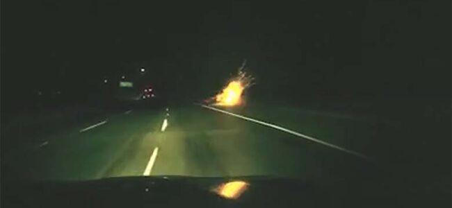 VIDEO: KARM – Noored filmisid enda kihutamist autoga, mis lõppes surmaga