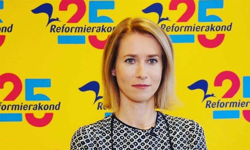 KÜSITLUS: Kas Kaja Kallas peaks Reformierakonna esimehe kohalt tagasi astuma