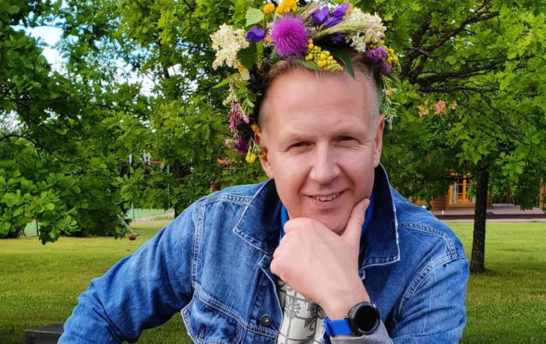 FOTO: SILM PUHKAB, kui vaadata Mihkel Mattiseni kaunist abikaasat