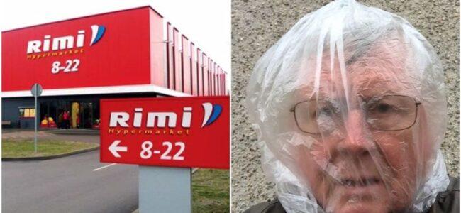 JEERUM -Rimi on tulnud välja kampaaniaga, mis paneb enamus inimesi õhku ahmima