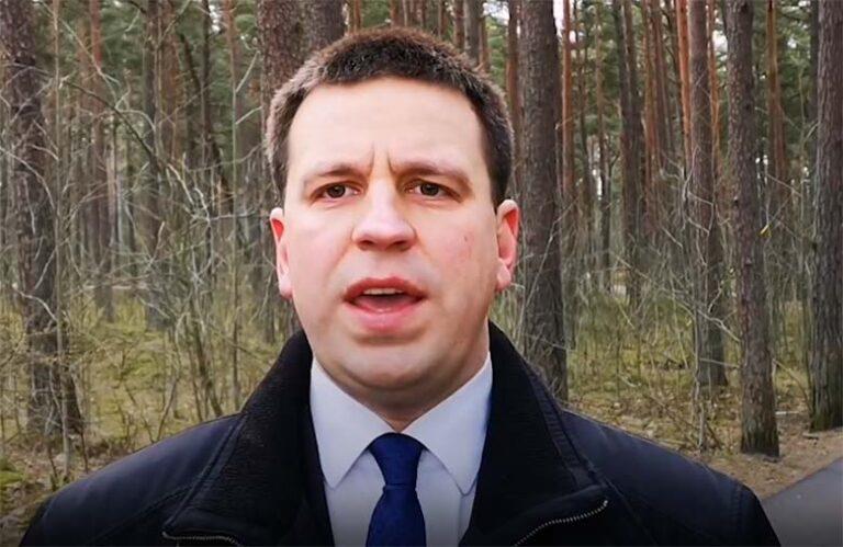 VIDEOPÖÖRDUMINE | Peaminister Jüri Ratas: Head kaasmaalased, palun 1,5 minutit teie tähelepanu