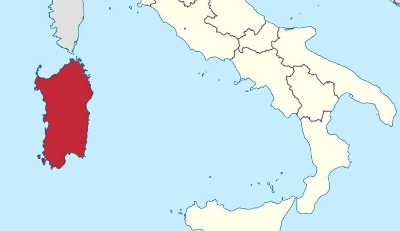 Itaalias, Sardiinias elav eestlanna kirjutab oma mõtetest ja olukorrast Sardiinias