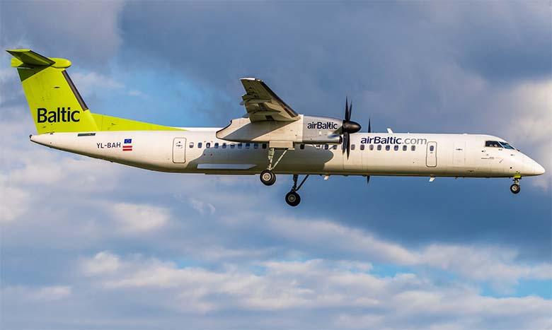 Air Balticul on suured plaanid vaatamata koroonaviiruse suurtele piirangutele
