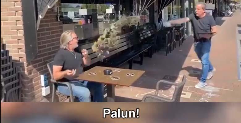 VIDEO: HAHA, kes soovib baaris nii jooki saada – Hollandis käib kontaktivaba teenindmine just nii
