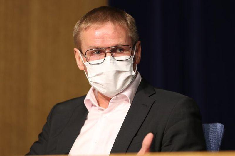 Jaak Aab: maski kandmine avalikus kohas nüüd kohustuslik, ainus erand on…