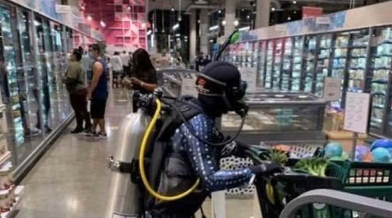 FOTOD: NALJA NABANI - Vaata, kuidas inimesed ennast koroonaviiruse eest kaitsevad