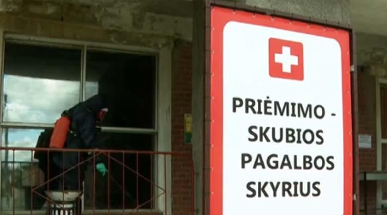 VIDEO: ÕUDNE olukord – Leedu registreeris rekordilise nakatunute hulga