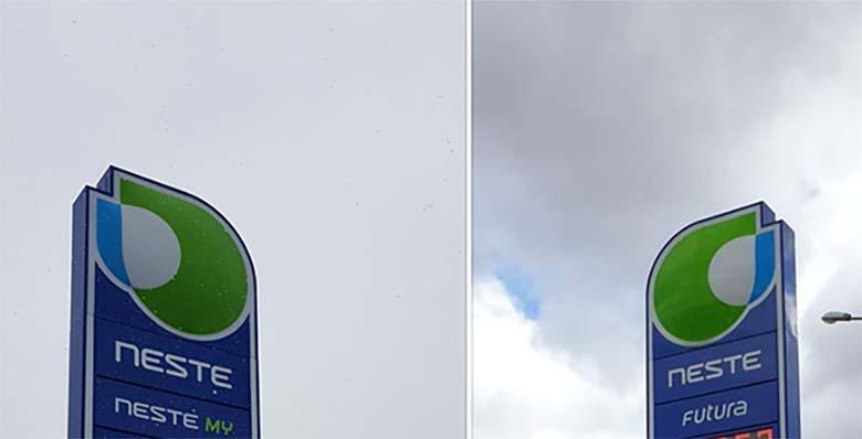 FOTO: VAU, milline erinevus – vaata, palju kütus maksab Lätis võrreldes Eestiga