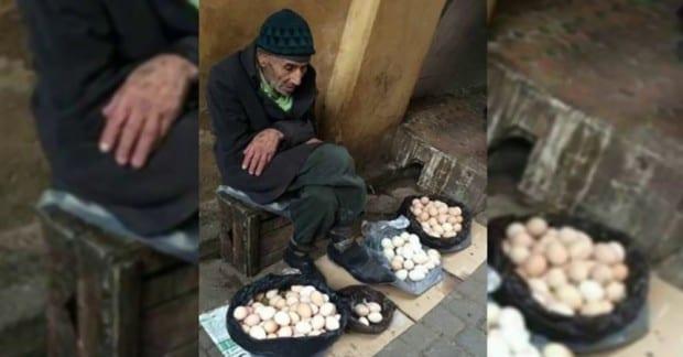 """ELUST ENESEST: Kui paljuga sa mune müüd? Vana müügimees vastas: """" 0.25 dollarit muna eest, proua. """""""