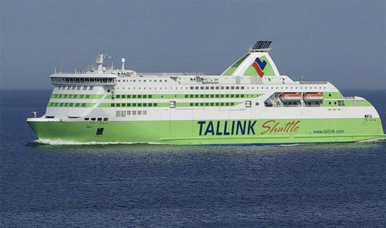 FOTOUUDIS: PÄRIS KARM, Tallinki laev püsis  vaevu veepinnal – isegi kaheksas tekk oli vee all