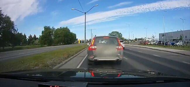 VIDEO EESTI liikluskultuurist: Mismoodi see tolvan load on saanud – vaata, kuidas ta politseid takistab