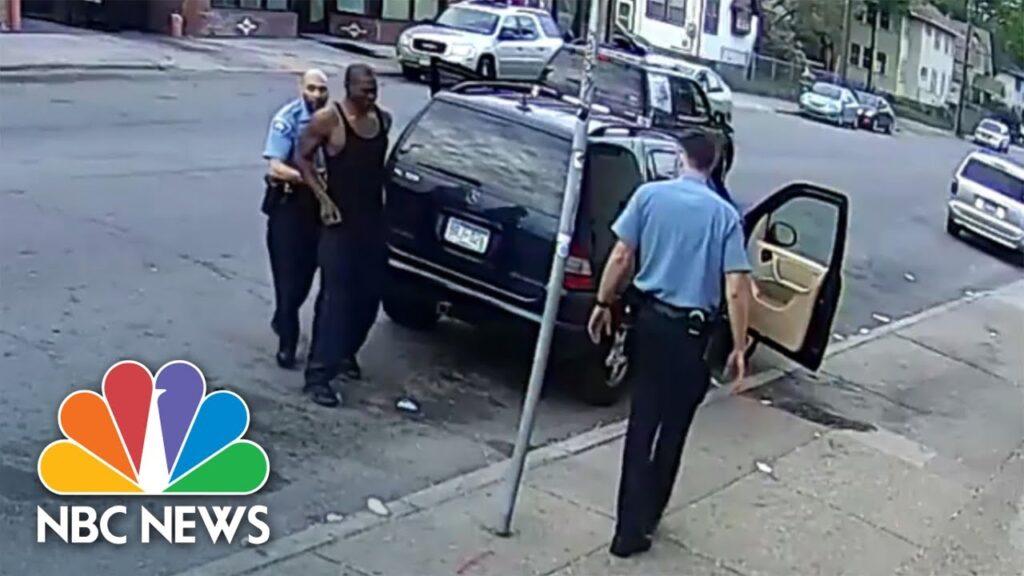 TURVAKAAMERA VIDEO: VAATA kogu sündmust, kuidas toimus George Floydi tapmine politsei poolt