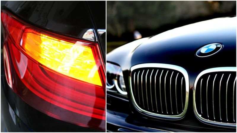 ŠOKK! LOE, mida Tartus üks BMW tegi