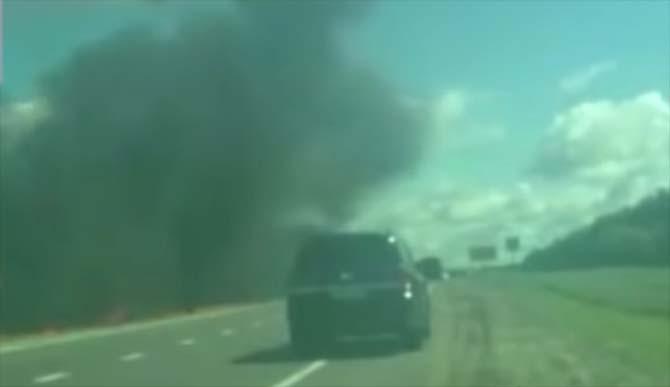 VIDEO: Tuntud blogger kihutas end mootorrattal surnuks