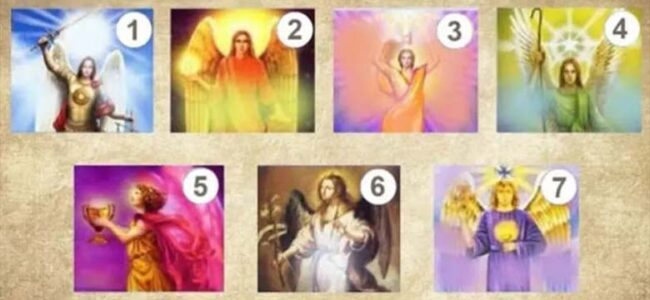 VALI üks meelepärane ingel ja saa teada, mis on tema sõnum sinule
