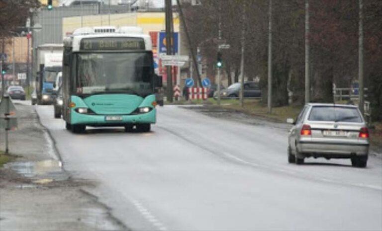 NONII, UUS SEADUS – vaata, kes võib bussirajal sõita alates juunist
