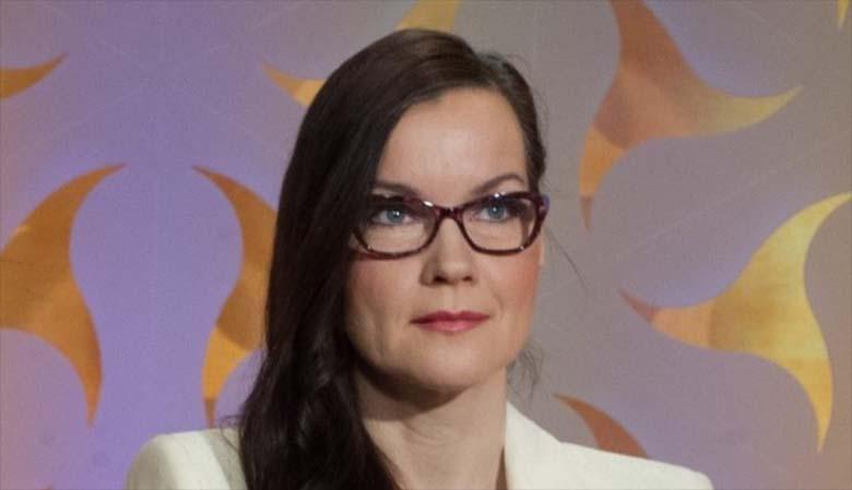 Katrin Viirpaluga juhtus õnnetus, mille tõttu jääb esialgu hommikuprogrammi juhtimisest kõrvale.