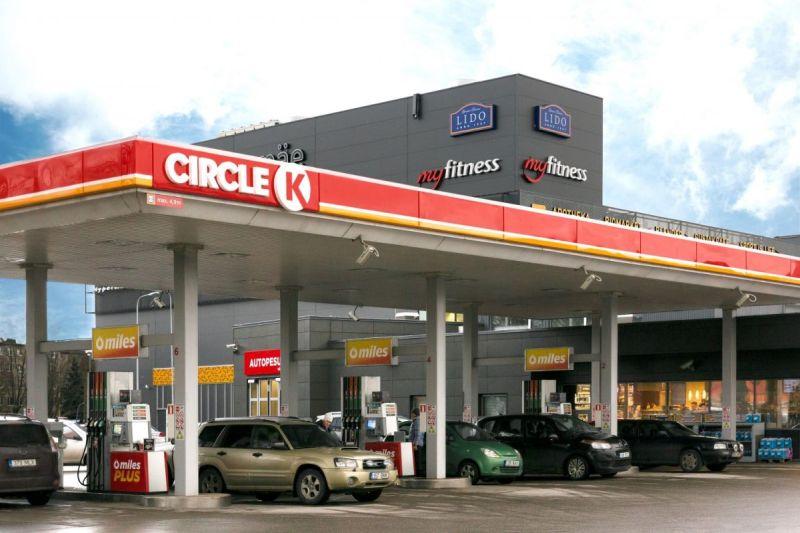 ŠOKK VARAHOMMIKUL: Tallinnas, Circle K tanklas leidis aset vahejuhtum...