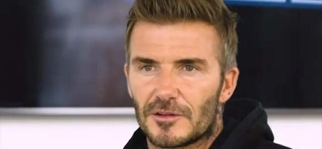 PALJUDE meelest väga veider – Vaata, kuhu Beckham oma tütrele musi teeb 🤔🤔