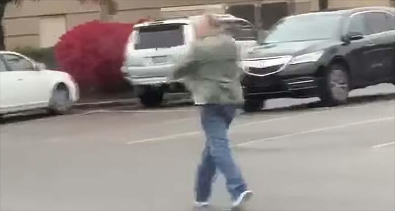 VIDEO: Väga hull – Liiklusraev parklas viis tulistamiseni