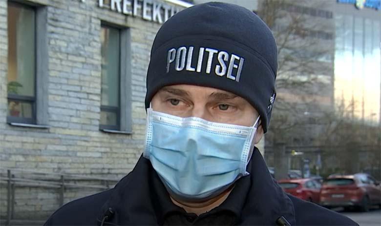 Põhja prefekt Kristian Jaani räägib, kas politsei hakkab trahvima neid, kellel pole maski ees