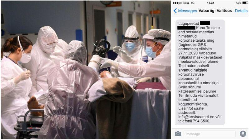 ŠOKK! Valitsus saadab koroonaeitajad kohustuslikus korras haiglatesse appi