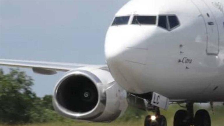 Lennuõnnetus – kadus lennuk 62 inimesega pardal. Lennukis oli 56 reisijat ja kuus meeskonnaliiget.