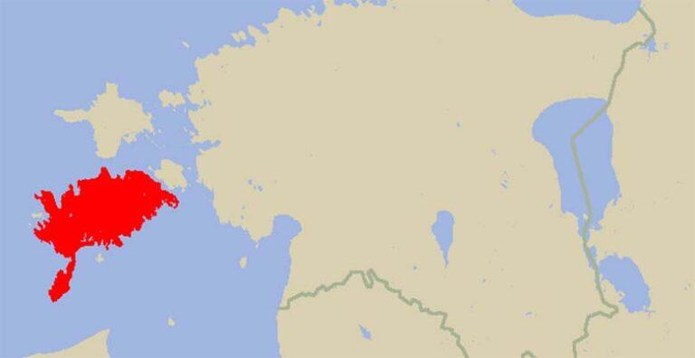 ANNA HÄÄL: Kas Saaremaa tuleks loovutada Lätile?