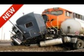 VIDEO: Karmid õnnetused veoautodega